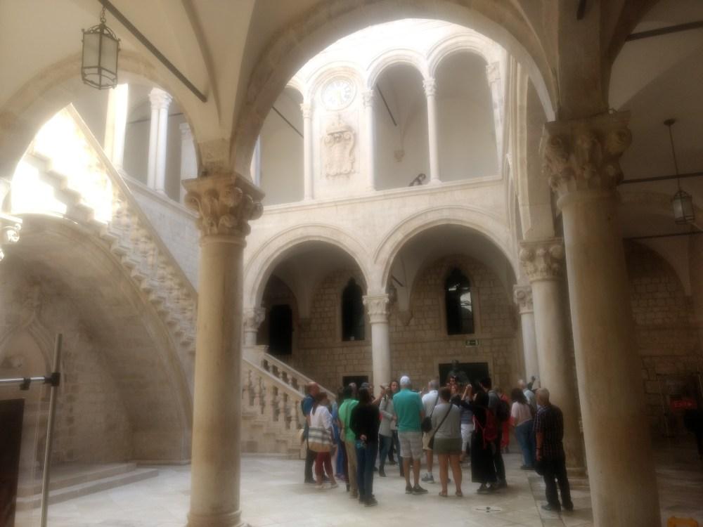 Franciscan Monastery, Old Town, Dubrovnik, Croatia