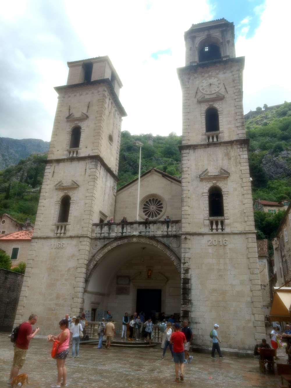 Cathedral of Saint Tryphon, Old Town, Montenegro, Europe