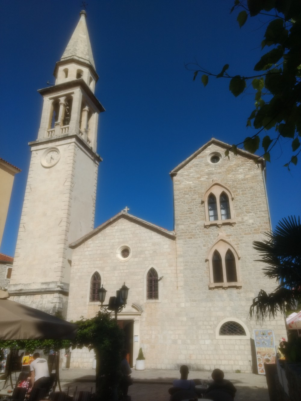 Saint Ivan Church, Old Town, Budva, Montenegro