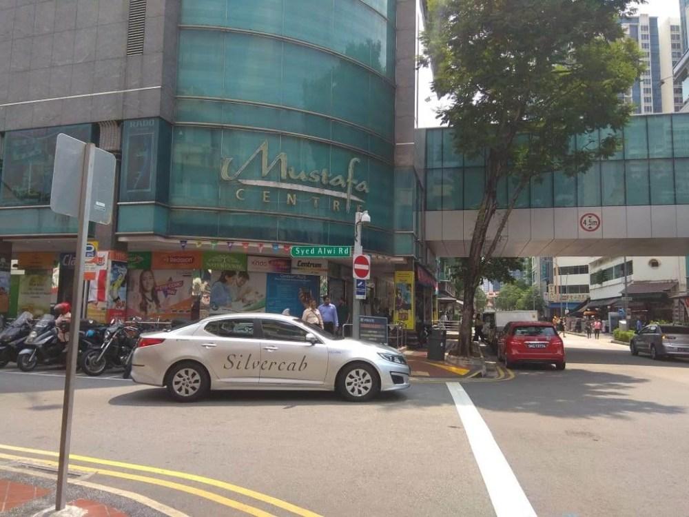 Mustafa Centre, Little India, Singapore