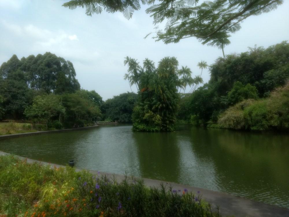 Symphony Lake, Botanic Gardens, Singapore