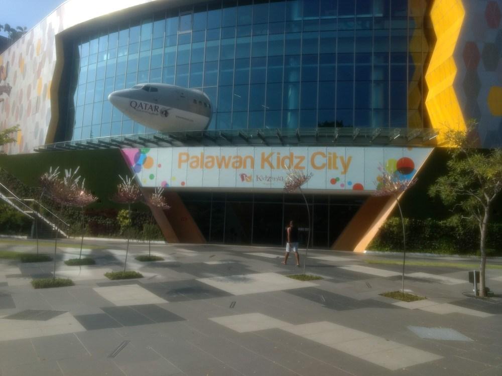 Palawan Kidz City, Sentosa Island, Singapore