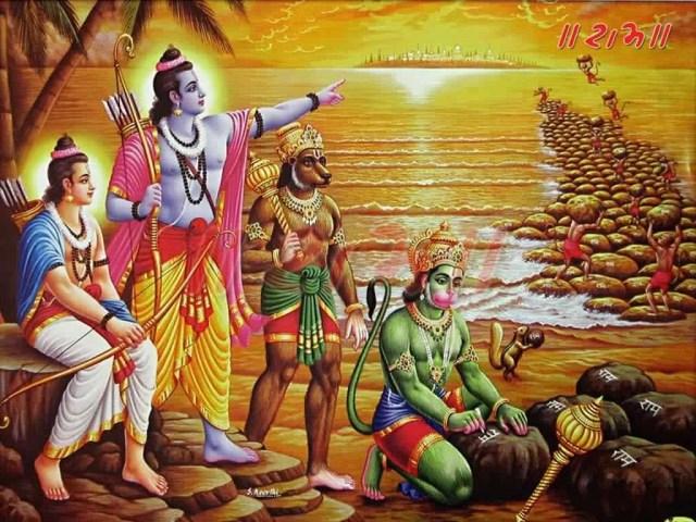 Ramayana story in Hinduism