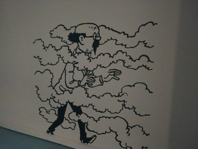 Musée Hergé, Louvain-La-Neuve , Belgium