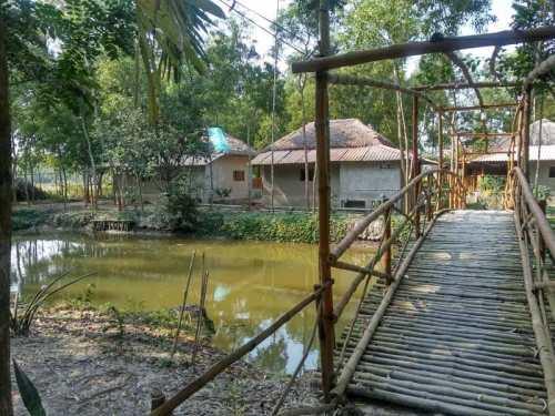 East Sunderbans,Gobindokati,Samsernagar Village Resort