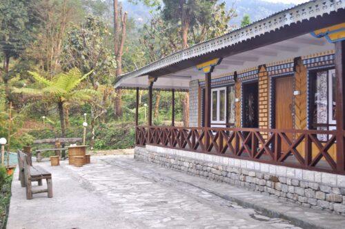 Naku Eco Huts,Naku Pelling