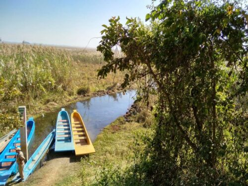 Keibul Lamjao National Park