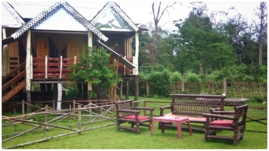 Buxa Eco Cottages