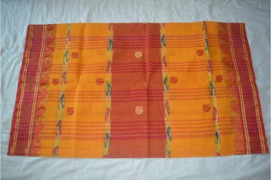 Dhaniakhali Saree, Hooghly