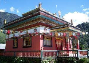 yuksom-monastery