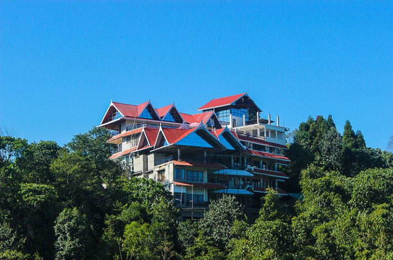 Mirik Lake View Resort