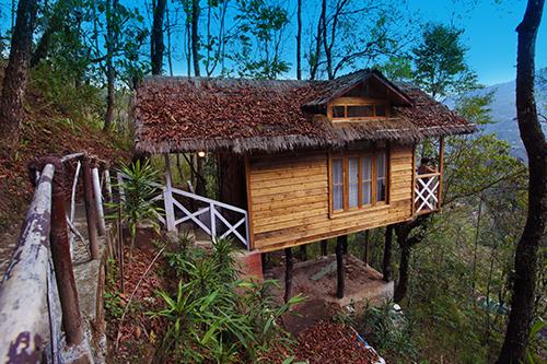Ranka Farmhouse near Gangtok