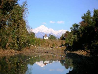 Mulkharka Lake