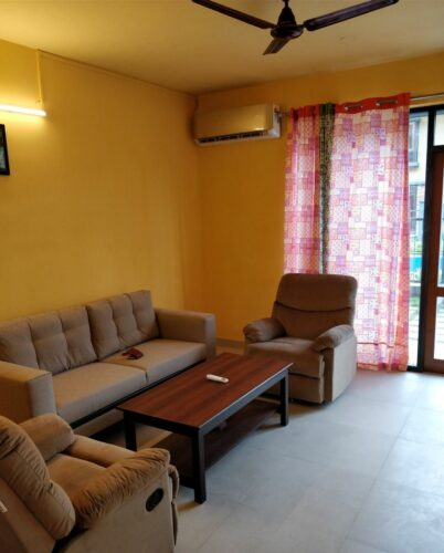 Furnished Bungalow in Raichak 2BHK
