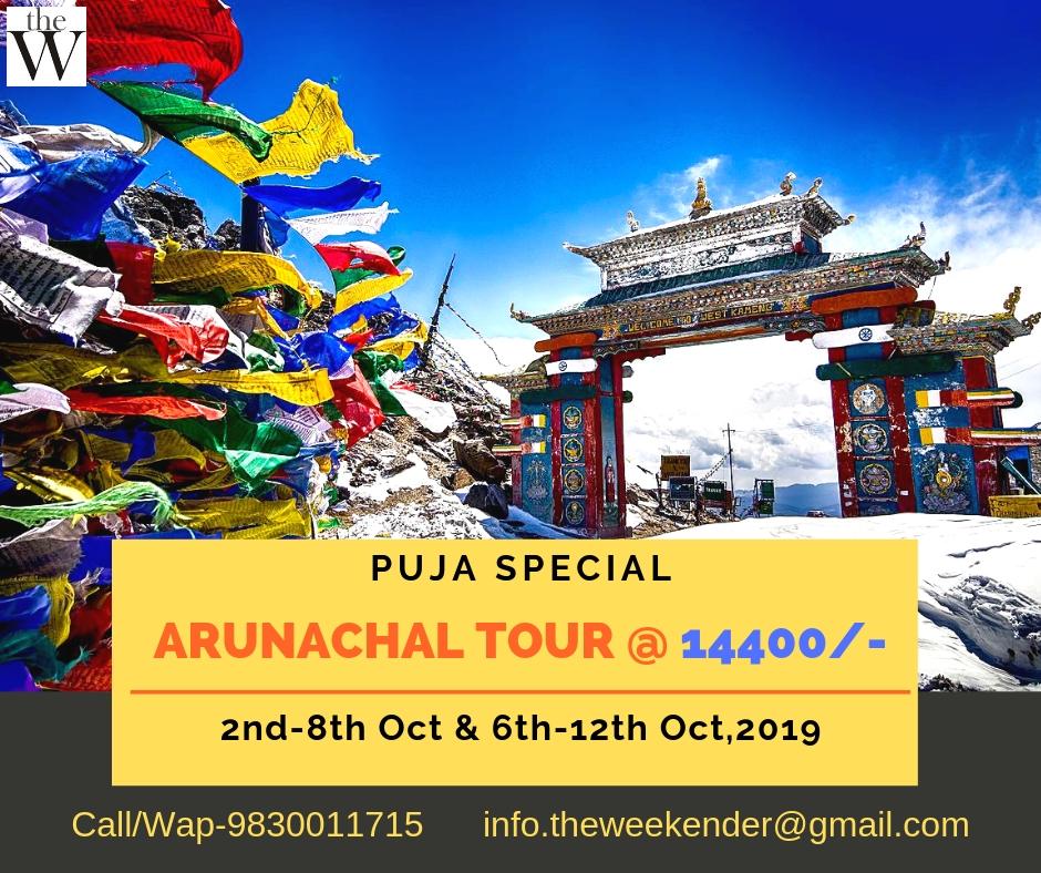 Exclusive Arunachal Puja Package 2019