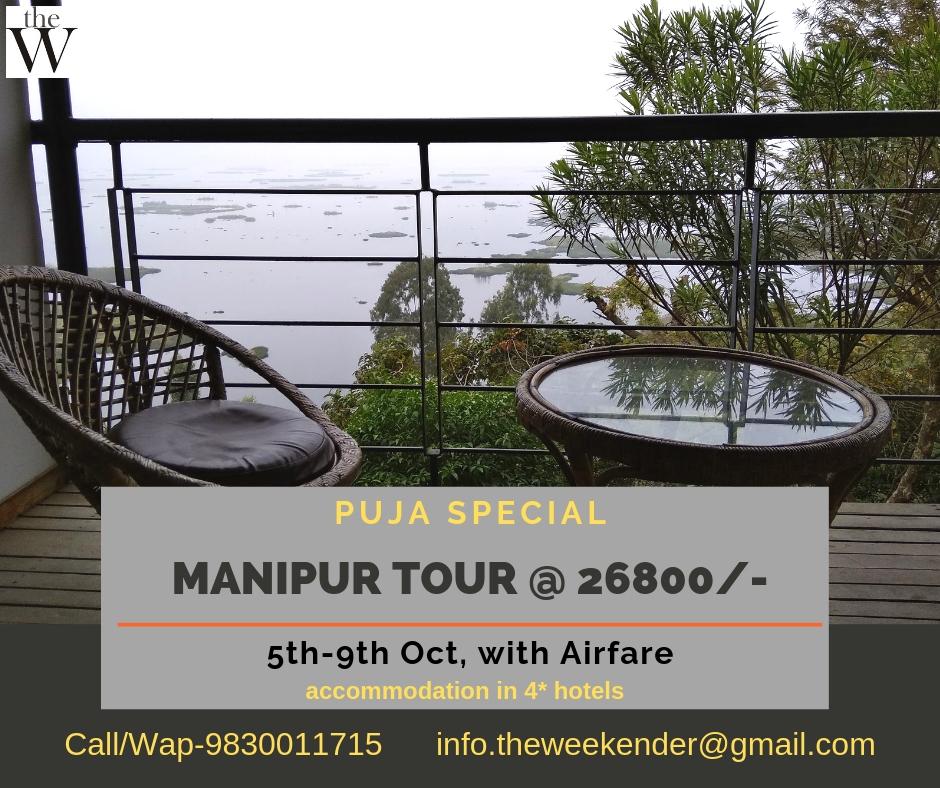 Exclusive Manipur Puja Package 2019