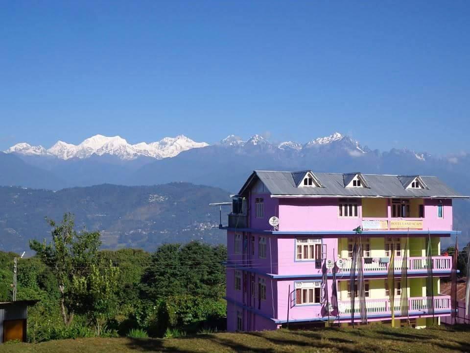 Kaluk & Rinchenpong,West Sikkim