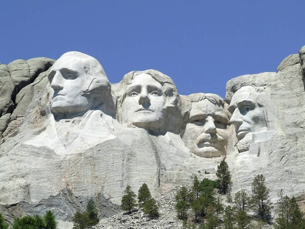USA Bucket List for families featured by top US family travel blog, Travel With a Plan: Mount Rushmore