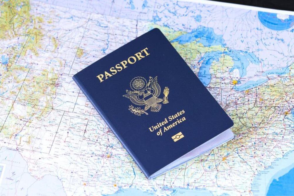 International travel-passports