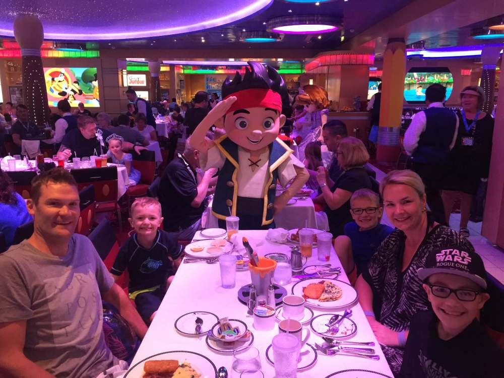 18 Top Secret Disney Fantasy Tips and Tactics  featured by top US family travel blog, Travel with a Plan