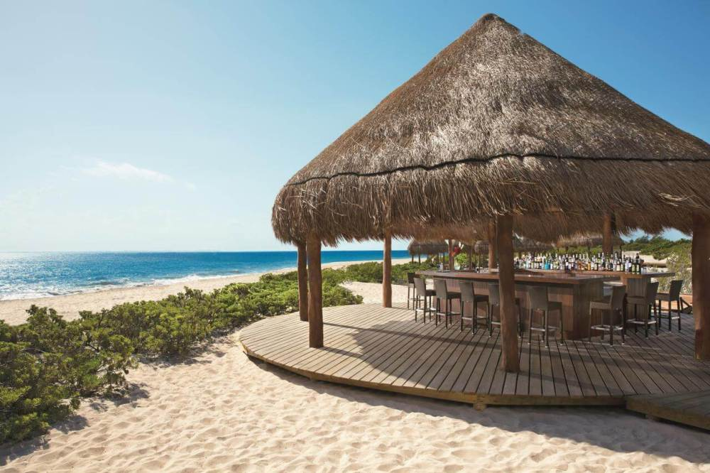 Dreams Playa Mujeres beach palpala