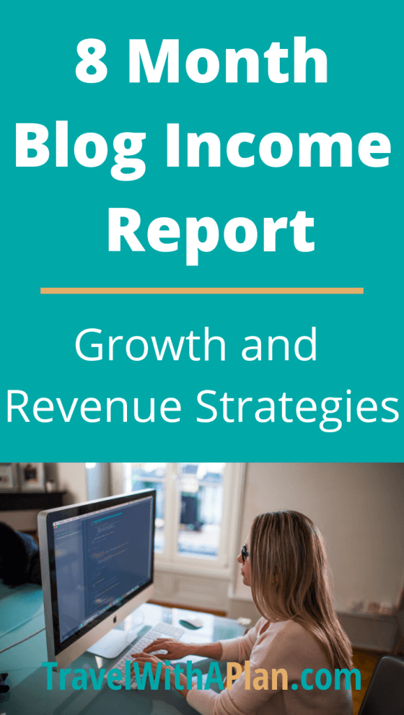 Click here to read exactly how top U.S. family travel blog Travel With A Plan, made their first $700 in this blog income report! #blogincomereport #blogincome #makemoneyblogging #howtomakemoneyblogging #bloggingadvice #bloggingtips #beginnerblogger #firsttimeblogging #howtostartablog #blogstartup #Blogincome #travelwithaplan