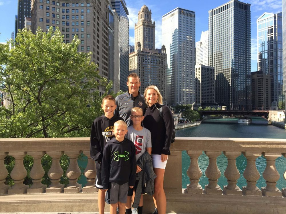 Chicago 3 day itinerary featured by top US family travel blog, Travel with a Plan