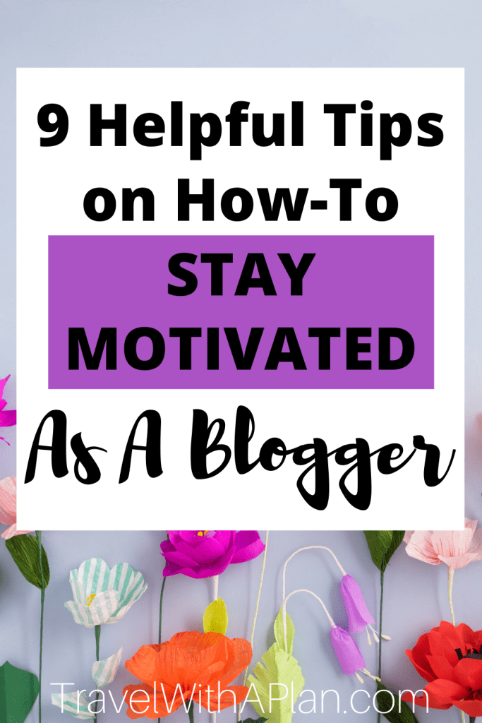 Click here to get amazing motivational blogging tips from a compilation of successful blogging experts! Find out how they maintain their blogging motivation to keep writing killer content, even when they've ran out of ideas or don't feel like writing! #blogmotivation #blogmotivationstaymotivated #blogmotivationquotes #Bloggingforbeginners #bloggingtips