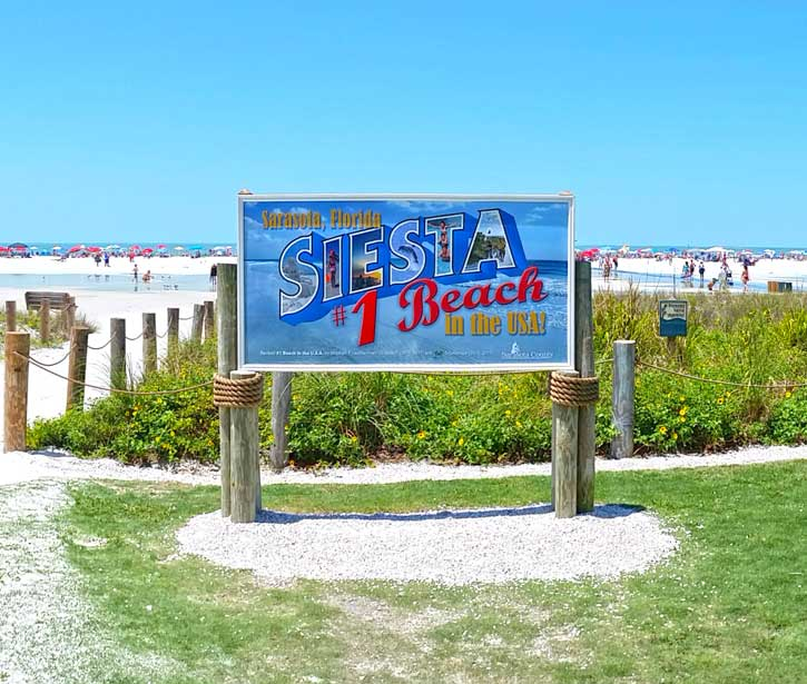 Things to do in Siesta Key from Top U.S. family travel blog, Travel With A Plan!