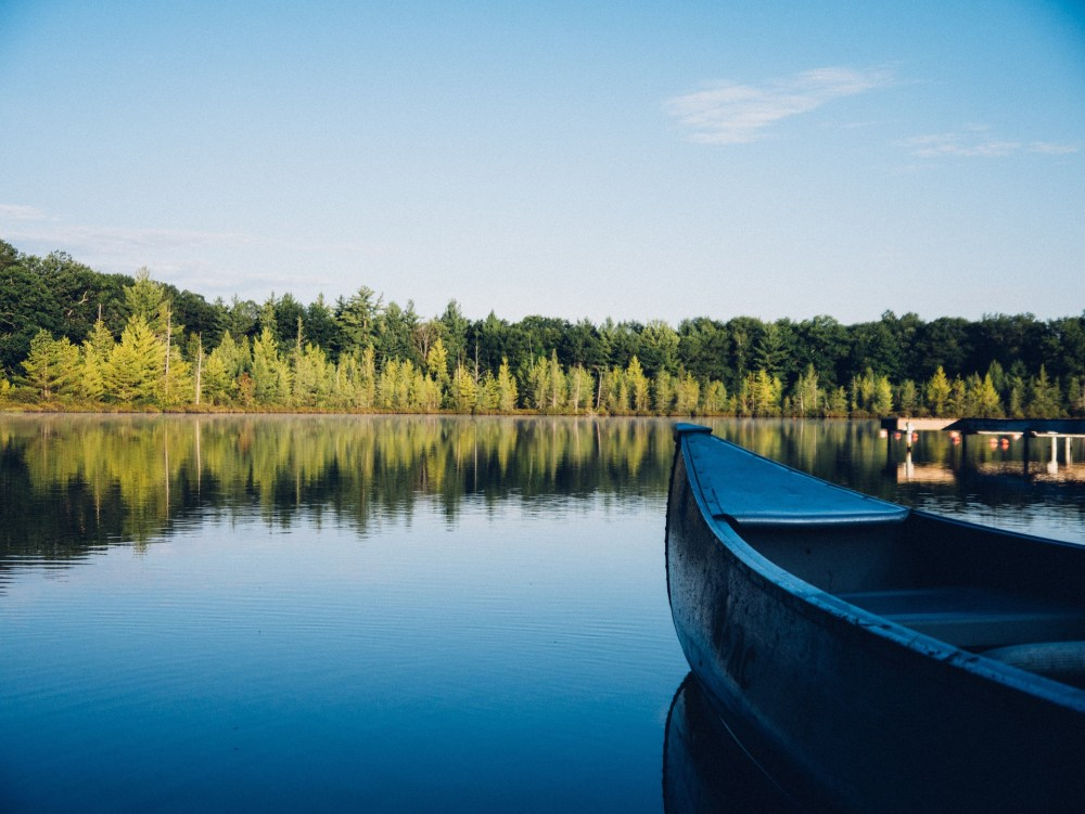 Boundary Water Canoe Area as featured by Top U.S. family travel blog, Travel With A Plan as part of their Minnesota Bucket List!