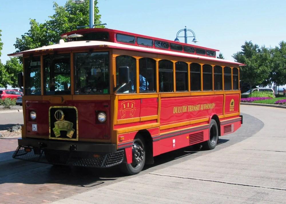Duluth Trolley
