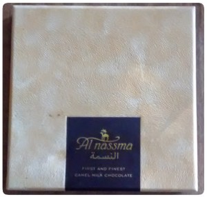al nassma camel milk chocolate