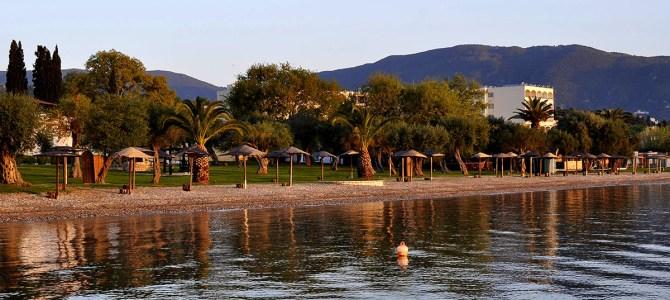 O dimineață perfectă în insula Corfu, Grecia