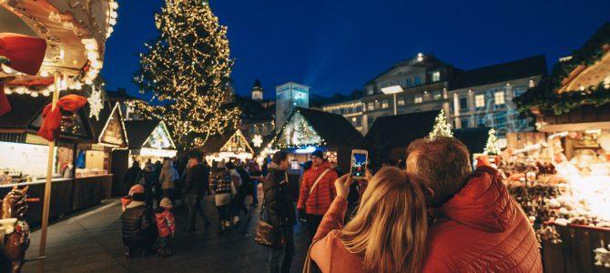 #WinterExplorer Austria: Pietele de Craciun din Graz