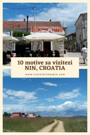 10 motive sa vizitezi Nin Croatia