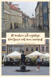 10 motive sa vizitezi Varsovia