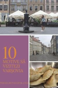 ghid turistic varsovia polonia