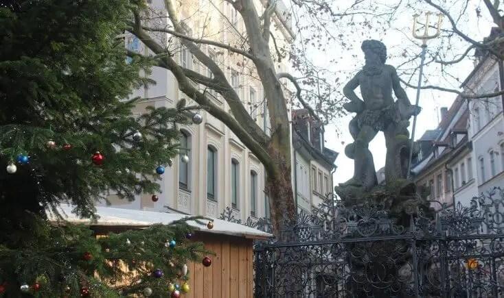 The Neptun Fountain