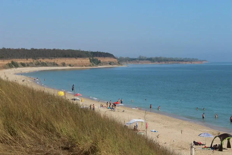 Plaja Ezerets