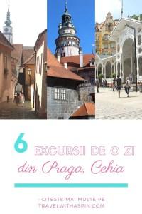 Idei de excursii de o zi pornind din Praga, Cehia