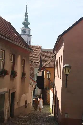 Jewish Quarter Trebic