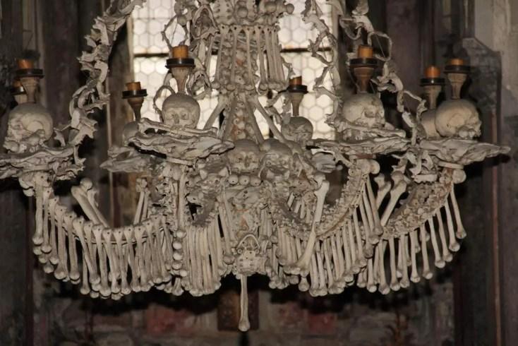 Sedlec Ossuary Kutna Hora