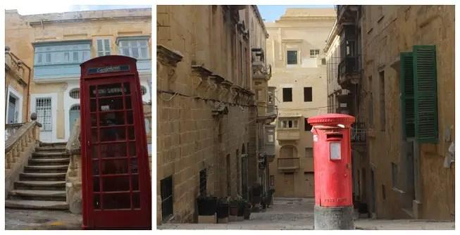 English influences in Malta