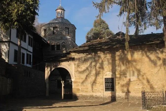 manastirea Troyan Bulgaria