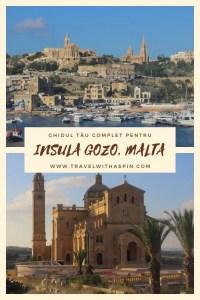 Ghid turistic complet pentru Insula Gozo, Malta