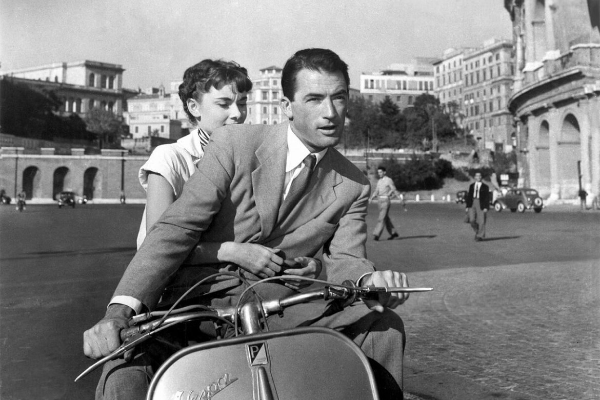 Roman Holiday Italy from Home