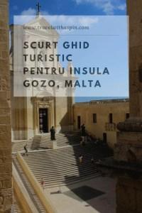 Scurt ghid turistic pentru Insula Gozo, Malta