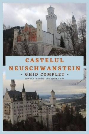 Ghid turistic complet pentru Castelul Neuschwanstein
