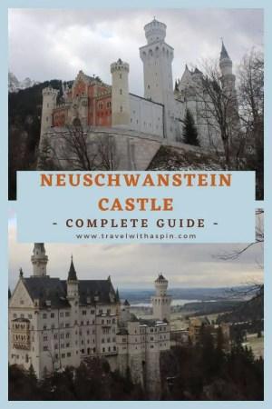Complete guide to Neuschwanstein Castle