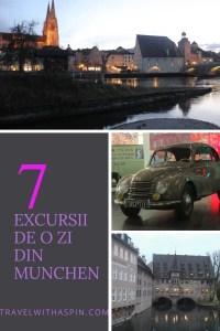 7 excursii de o zi din Munchen